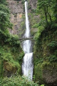 Multnomah Falls,