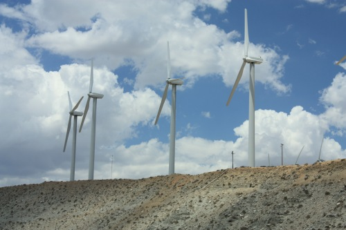 Wind Farms outside of Palm Springs
