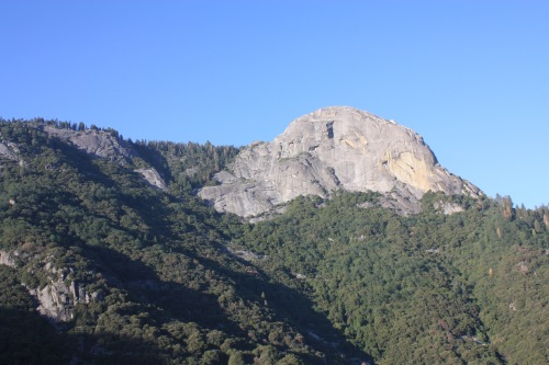 Moro Rock - Sequoia N.P.